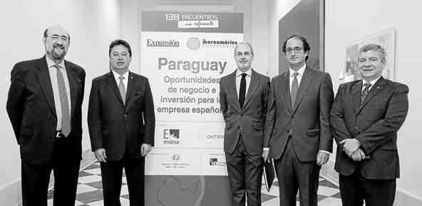 Paraguay se embarca en un proceso millonario para modernizar el país.
