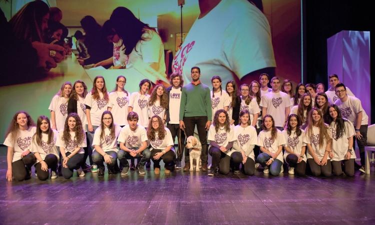 """ONTIER apoya el primer Congreso para Jóvenes de la Fundación """"Lo Que De Verdad Importa"""" en Asturias"""