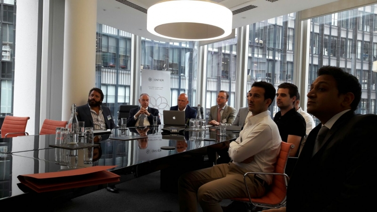 ONTIER UK hosted last week an event as part of the London Tech Week