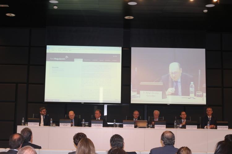 Regulation Forum official presentation