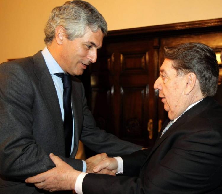 El abogado Suárez Illana presenta su 'bufete global' en Paraguay