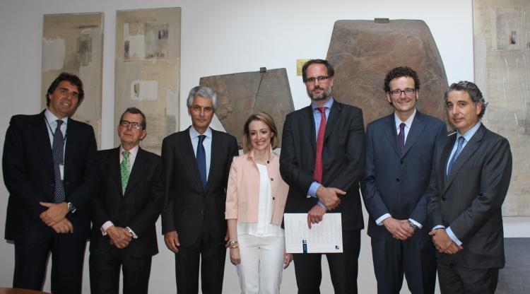 IX Gala de entrega del Premio José María Cervelló