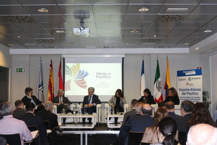 Coloquio Iberoamérica Empresarial: España-Alianza del Pacífico