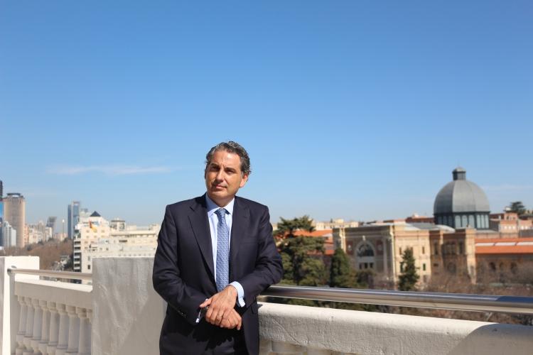 """Bernardo Gutiérrez de la Roza, elegido """"Ovetense del año"""""""