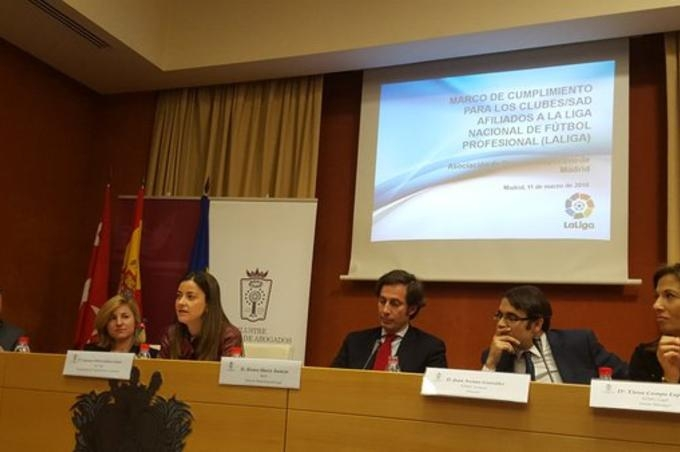 Berta Aguinaga analiza los retos que supone el Compliance para entidades deportivas