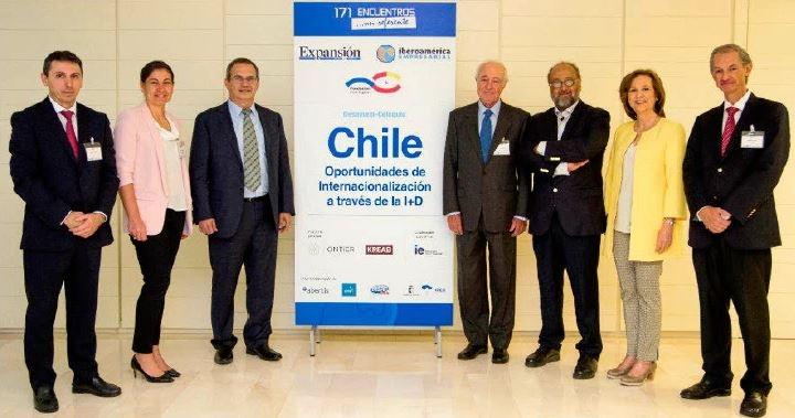 Nuevo Foro Iberoamérica Empresarial: Chile busca atraer la inversión en I+D