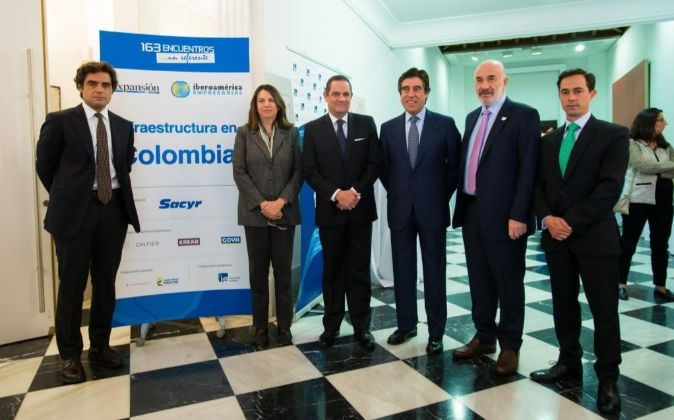 "ONTIER Sponsors Forum ""Infrastructure in Colombia"""