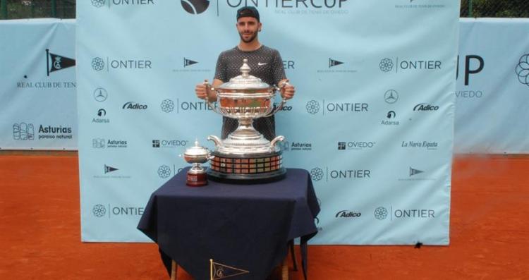Eduard Esteve gana la ONTIER Cup 2018