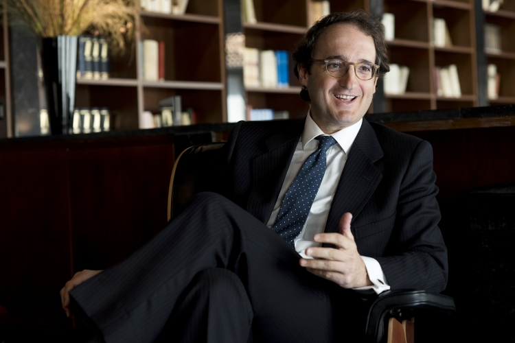 Eighth edition of the International Summits in Madrid, featuring Pedro Rodero