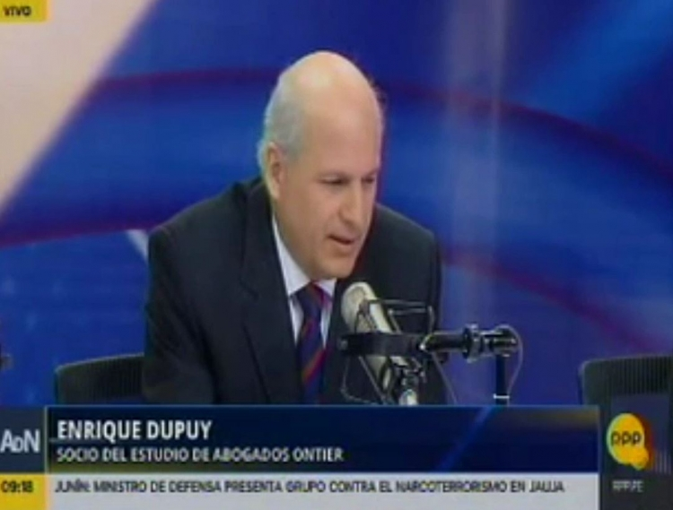 Enrique Dupuy, Partner at ONTIER Peru, Talks about the Creation of the Unified Commuting Authority of Lima and Callao