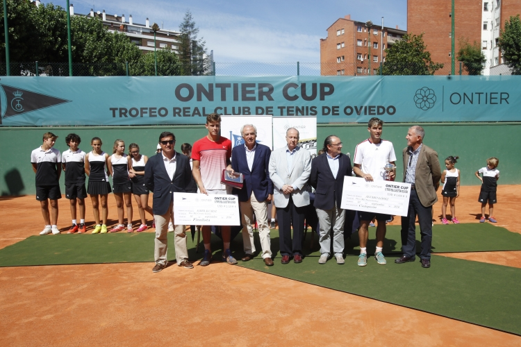 ONTIER Cup Prize Ceremony