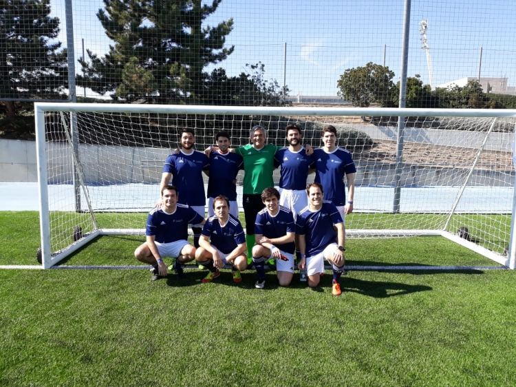 "ONTIER se une al torneo ""The Lawyers Football Challenge"""