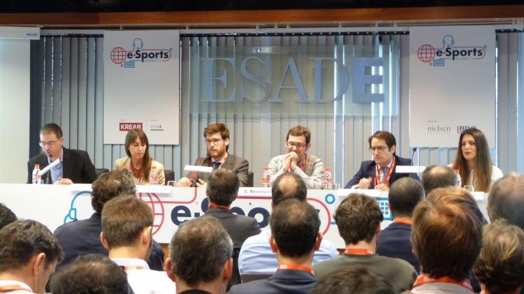 Madrid acoge la primera edición del e-Sports Summit