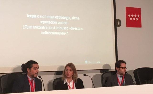 Joaquín Muñoz, responsable de Nuevas Tecnologías y Propiedad Intelectual, participó recientemente en el II Congreso Nacional de eSalud