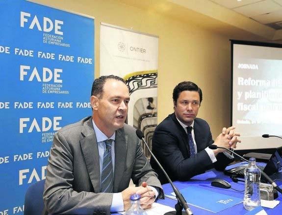"""FADE insiste en que """"esta no es la reforma fiscal que necesita España"""""""