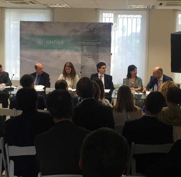 """Se celebra en ONTIER Sevilla la jornada """"Financiación Empresarial en España: Estrategias de Futuro"""""""