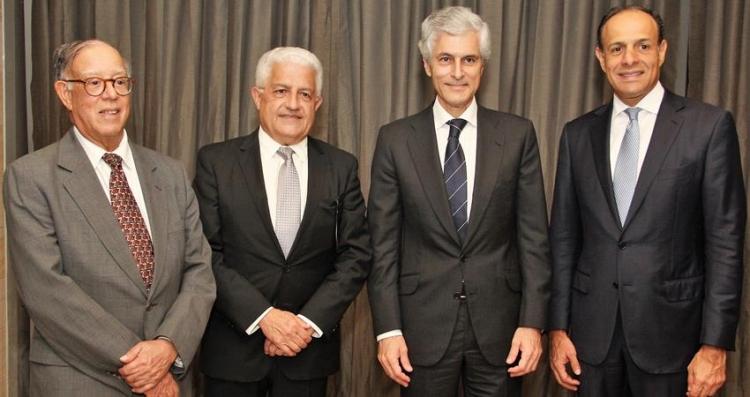 Adolfo Suárez Illana and José Manuel Alburquerque Interviewed by Revista Mercado
