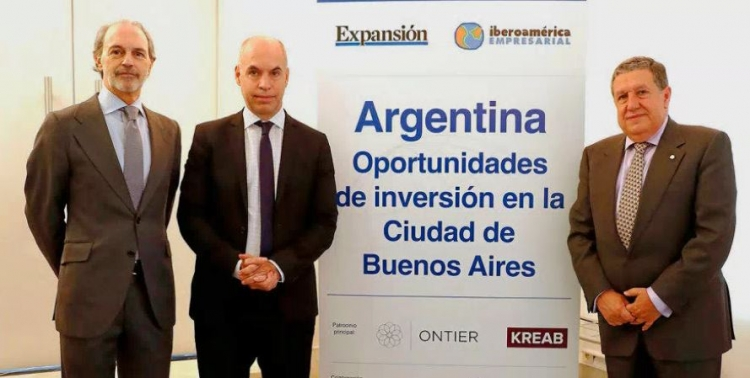 Ibero-America in Business Forum: Buenos Aires Seeks to Become the Capital of Talent