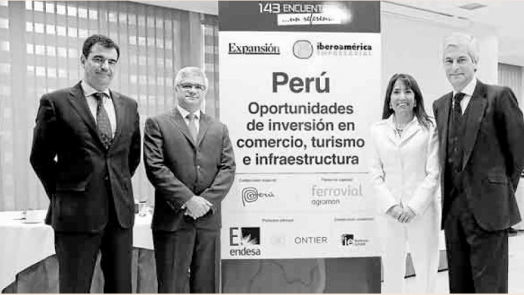 Ontier participó en el último encuentro Iberoamérica Empresarial organizado por Expansión
