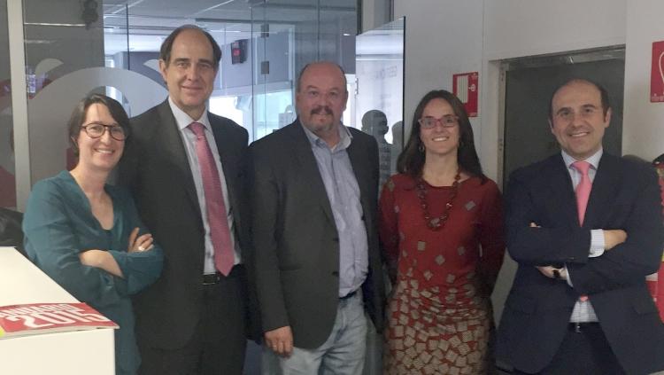 Ana Gómez analyses the 2012 labour market reforms for Gestiona Radio