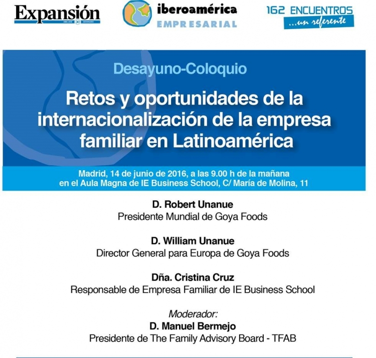 Conference: Opportunities and Challenges for the Internationalisation of SMEs in Latin America
