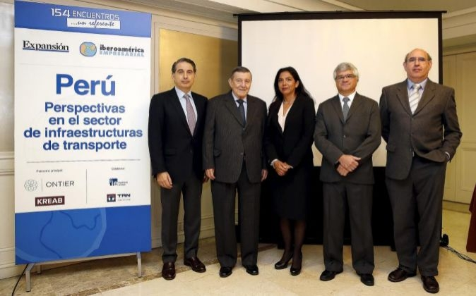 Peru, perspectives in the field of transport infrastructure