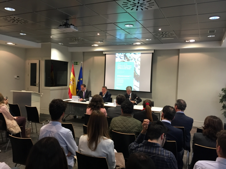 Official presentation of the Bachelor in Politics, Law and Economics (PLE) at the IE University