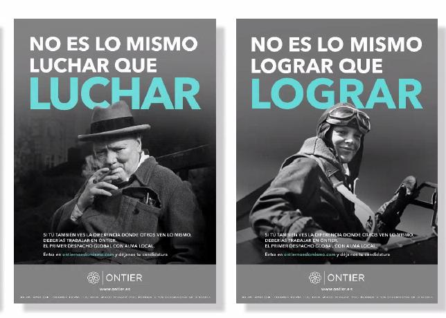 Los medios de comunicación se hacen eco de la campaña #OntierNoEsLoMismo