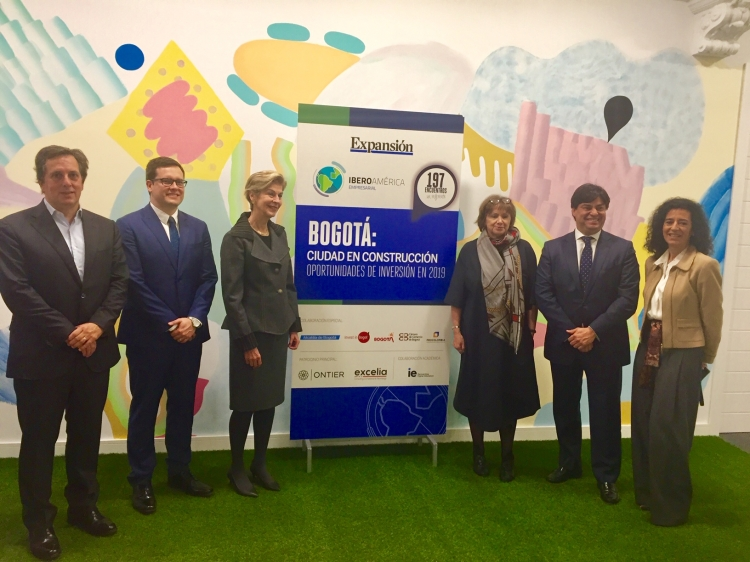 ONTIER Hosts a New Edition of the Ibero-America in Business Forum