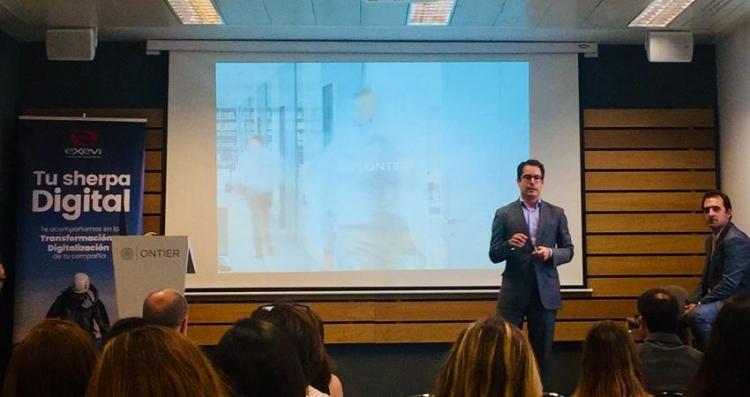 Protección de datos y nuevos derechos digitales, el último seminario celebrado en el Auditorio de las oficinas de ONTIER, en Madrid.