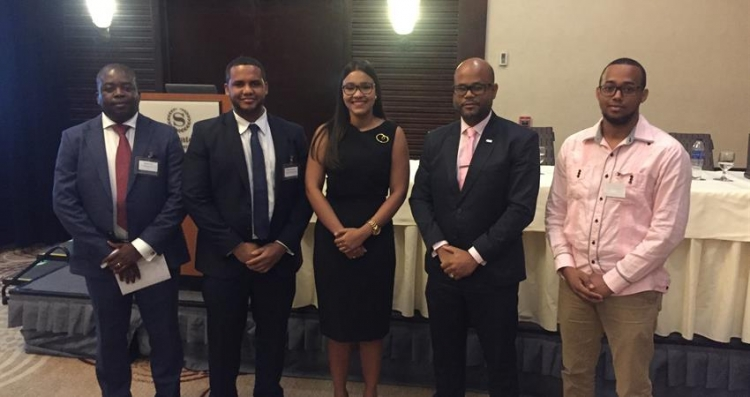 Emilly Sucart Chaired the Renpower Caribbean 2019 Event
