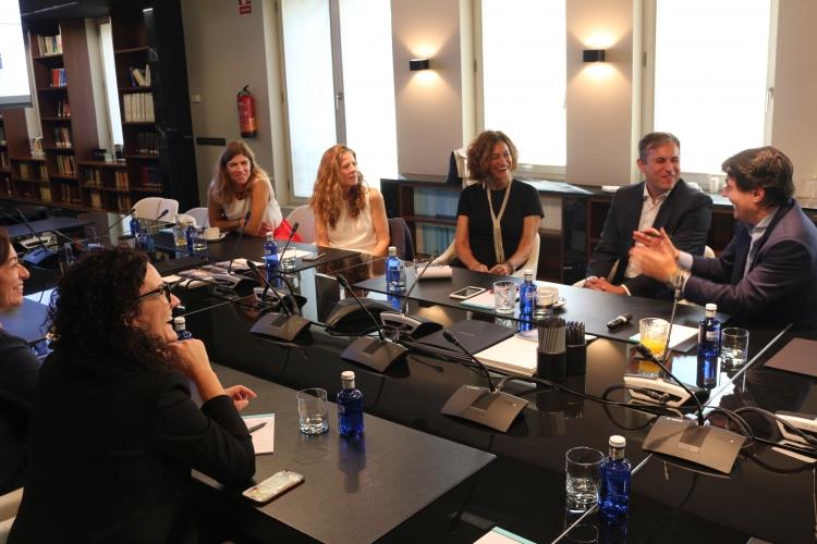 ONTIER acoge un encuentro de la Asociación Iberoamericana de Comunicación y Marketing Jurídico