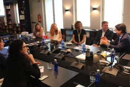 ONTIER Hosts a Meeting of the Ibero-American ...
