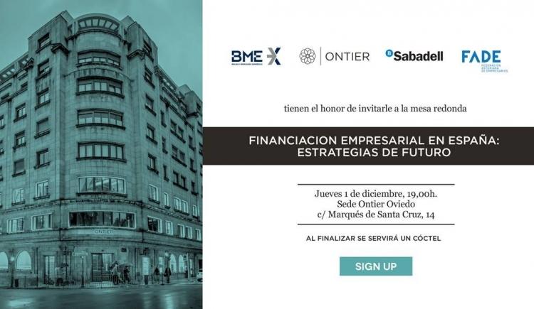 Financiación Empresarial en España: Estrategias de futuro