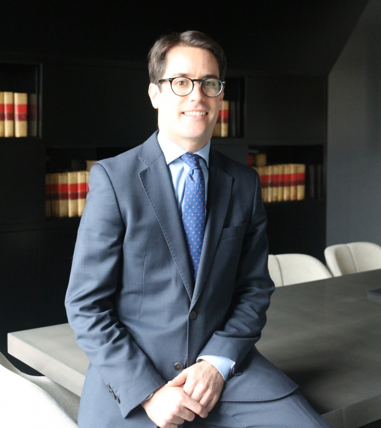 ONTIER hires Joaquin Muñoz to reinforce its New Technology and IP practice