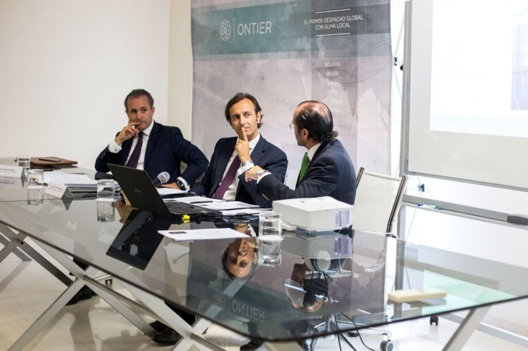 """Pedro Rubio, Partner at ONTIER: """"Over 1,000 Amendments Have Already Been Submitted for the New Public Contracts Act in Spain"""""""