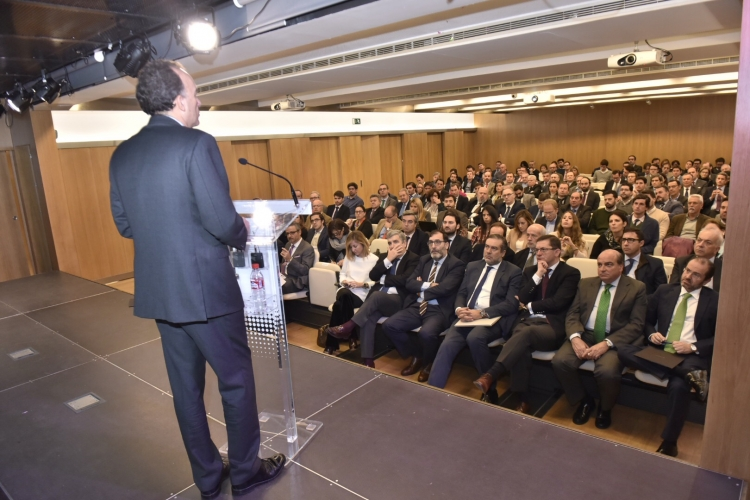 """""""Criminal liability for companies'', a conference by Cesur and ONTIER taking place in Seville"""