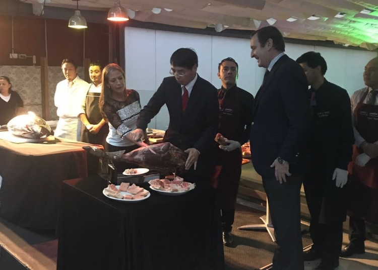 "ONTIER Mexico attended the event ""Japan-Spain Food Pairing"""