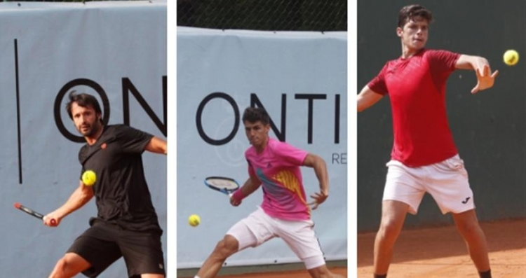 Thrills and Quality Tennis in the First Round of the ONTIER Cup