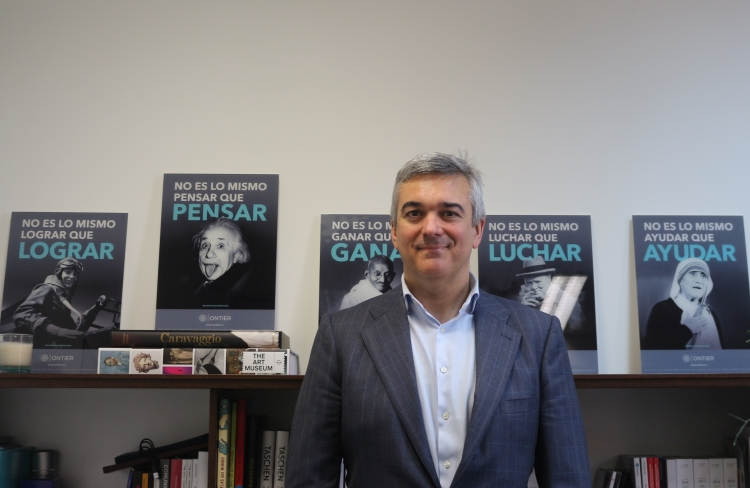 ¿Qué es #ONTIERnoeslomismo? Pablo Gutiérrez-Jodra, director de recursos humanos de ONTIER, nos lo cuenta