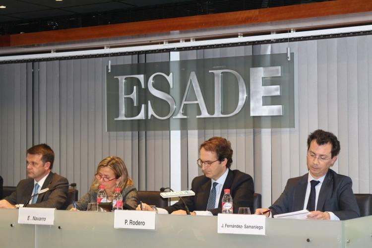 Conferencia: ¿Cómo afecta la compensación de socios a la cultura de las firmas?