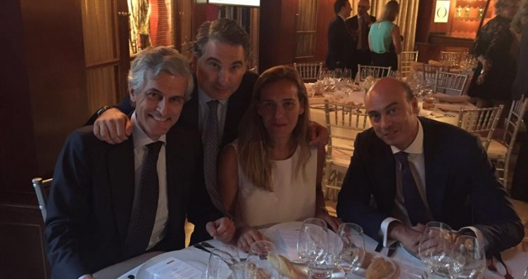 ONTIER Attended the 2nd Expansión Legal Awards Ceremony