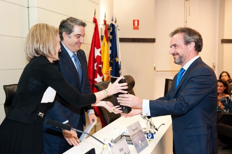 Entrega Premio Homenaje a José María Cervelló