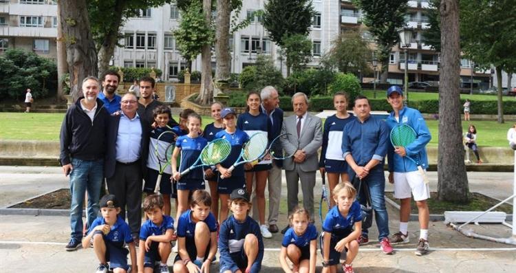 La ONTIER Cup lleva el tenis a las calles de Oviedo