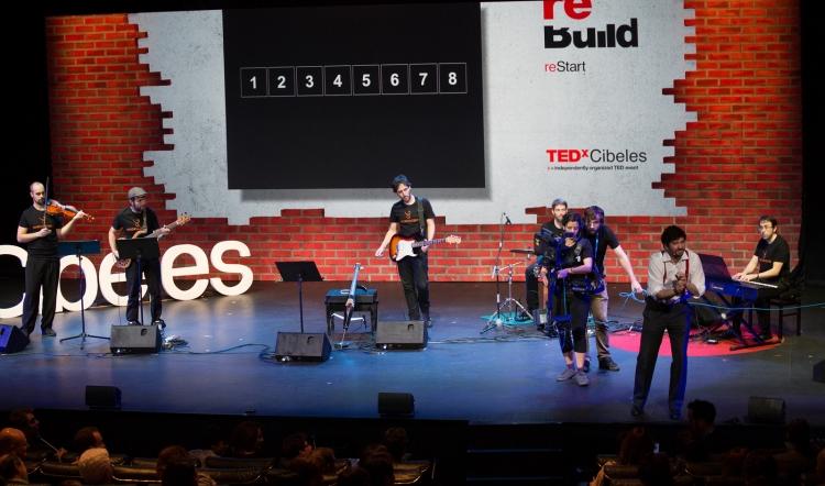 La  IV edición de TEDxCibeles congregará a más de 800 personas